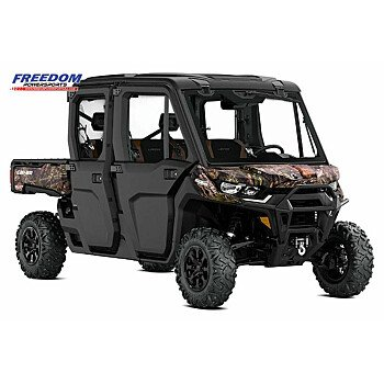 2021 Can-Am Defender MAX Limited HD10 for sale 201098469