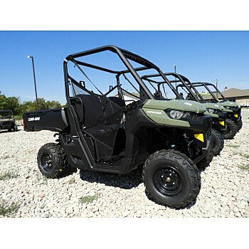 2021 Can-Am Defender HD5 for sale 201100080