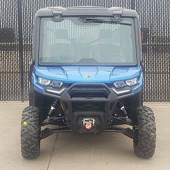 2021 Can-Am Defender MAX Limited HD10 for sale 201107371