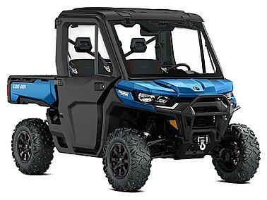 2021 Can-Am Defender Limited HD10 for sale 201155535