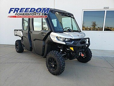 2021 Can-Am Defender MAX Limited HD10 for sale 201181855