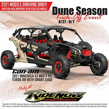 2021 Can-Am Maverick MAX 900 for sale 200963356