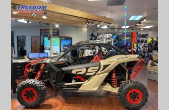 2021 Can-Am Maverick MAX 900 X3 X rs Turbo RR for sale 201023690