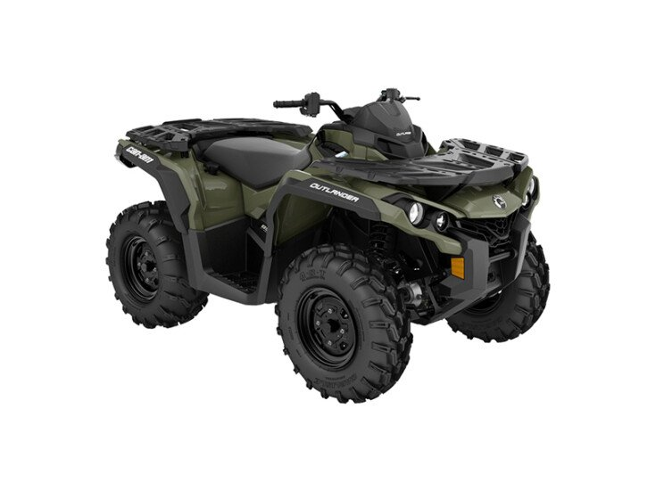 2021 Can-Am Outlander 400 850 specifications