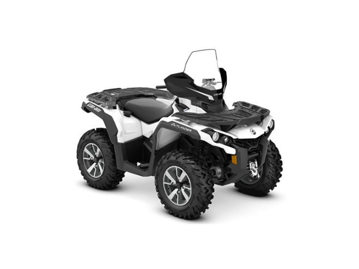 2021 Can-Am Outlander 400 North Edition 850 specifications