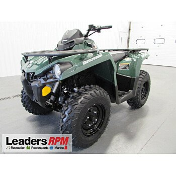 2021 Can-Am Outlander 450 for sale 200952618