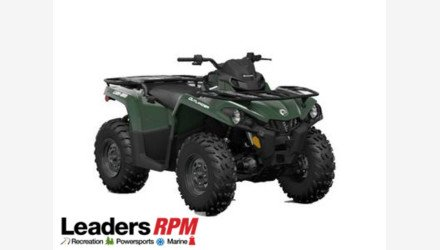 2021 Can-Am Outlander 450 for sale 201011217