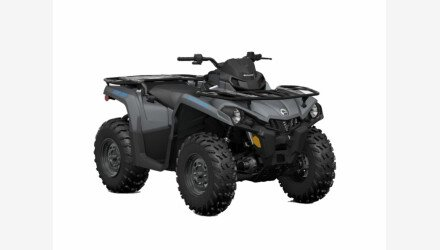 2021 Can-Am Outlander 450 for sale 201027117
