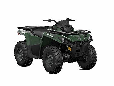 2021 Can-Am Outlander 450 for sale 201031819