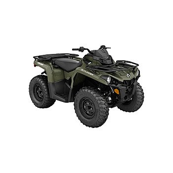 2021 Can-Am Outlander 450 for sale 201049358