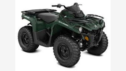 2021 Can-Am Outlander 450 for sale 201052752