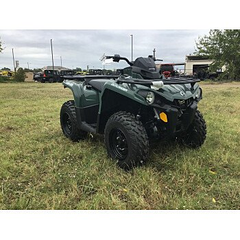 2021 Can-Am Outlander 570 for sale 201036018