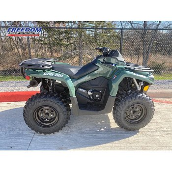 2021 Can-Am Outlander 570 for sale 201036463