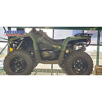2021 Can-Am Outlander 570 for sale 201049361