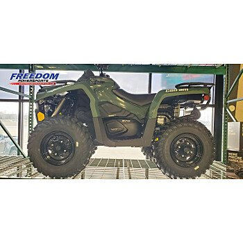 2021 Can-Am Outlander 570 for sale 201049362