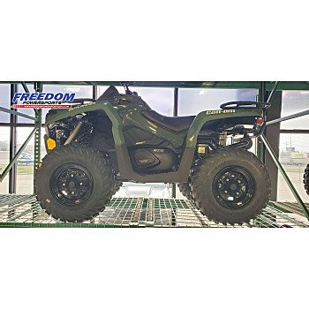2021 Can-Am Outlander 570 for sale 201049363