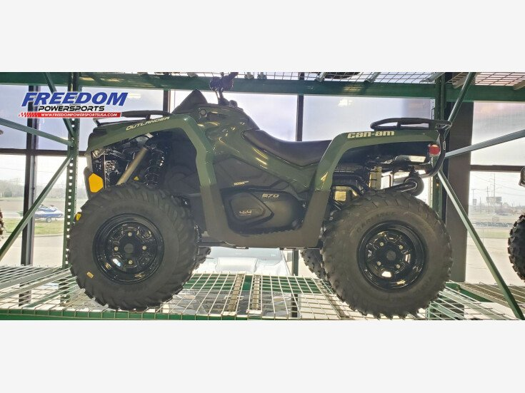 2021 Can-Am Outlander 570 for sale 201049368