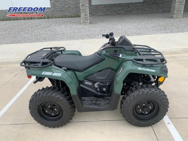 2021 Can-Am Outlander 570 for sale 201049906