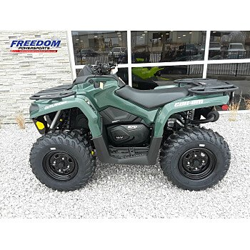 2021 Can-Am Outlander 570 for sale 201049907