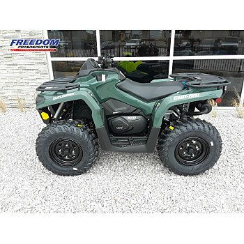 2021 Can-Am Outlander 570 for sale 201049910