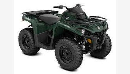 2021 Can-Am Outlander 570 for sale 201062330