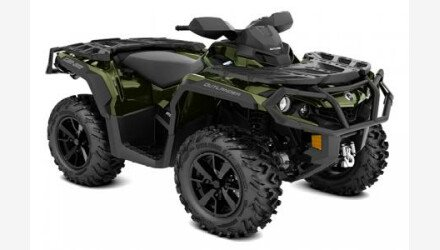 2021 Can-Am Outlander 650 XT for sale 201073783