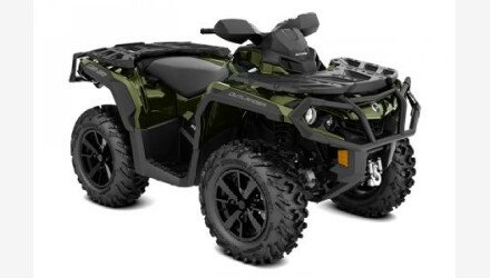 2021 Can-Am Outlander 850 XT for sale 201021203