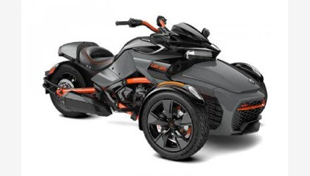 2021 Can-Am Spyder F3-S for sale 201009113