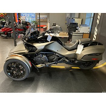 2021 Can-Am Spyder F3-T for sale 200951955