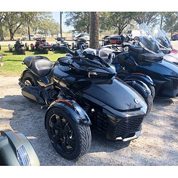 2021 Can-Am Spyder F3 for sale 201045423