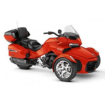 2021 Can-Am Spyder F3 for sale 201046056