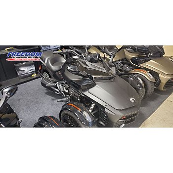 2021 Can-Am Spyder F3 for sale 201049288