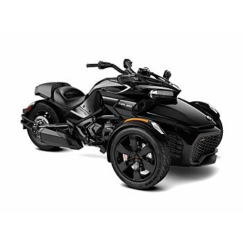 2021 Can-Am Spyder F3 for sale 201073637