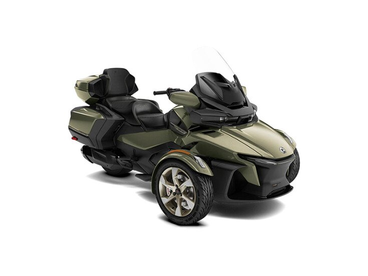 2021 Can-Am Spyder RT Sea-To-Sky specifications