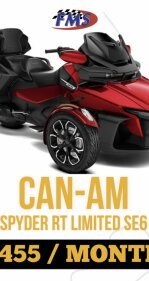 2021 Can-Am Spyder RT for sale 200950529