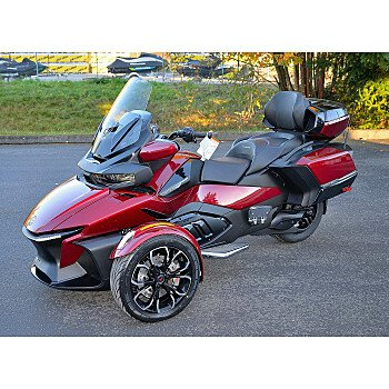 2021 Can-Am Spyder RT for sale 201000659