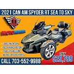 2021 Can-Am Spyder RT for sale 201009669