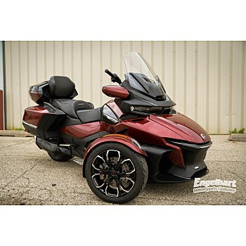 2021 Can-Am Spyder RT for sale 201039218