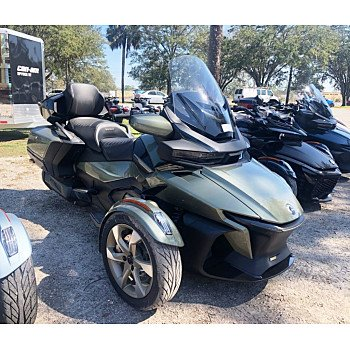 2021 Can-Am Spyder RT for sale 201045406