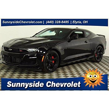 2021 Chevrolet Camaro for sale 101371223