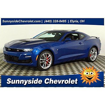 2021 Chevrolet Camaro for sale 101375840