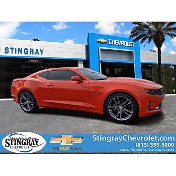 2021 Chevrolet Camaro for sale 101382599