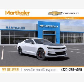 2021 Chevrolet Camaro SS for sale 101410297