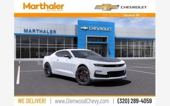 2021 Chevrolet Camaro SS for sale 101410297