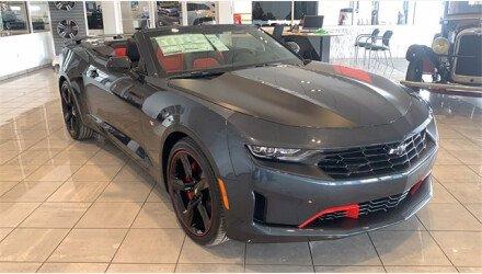 2021 Chevrolet Camaro for sale 101422130
