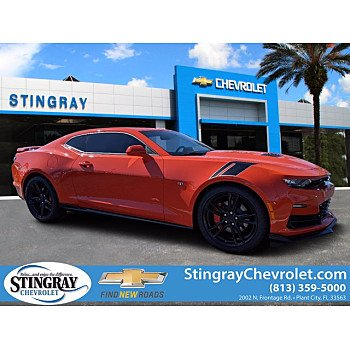 2021 Chevrolet Camaro for sale 101428806