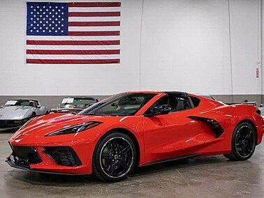 2021 Chevrolet Corvette for sale 101506014