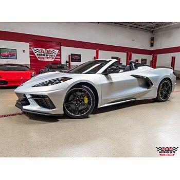 2021 Chevrolet Corvette Stingray Convertible for sale 101590456