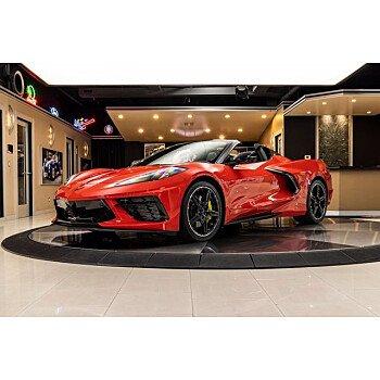 2021 Chevrolet Corvette Stingray Convertible for sale 101606116
