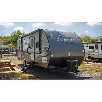 2021 Coachmen Catalina for sale 300221007